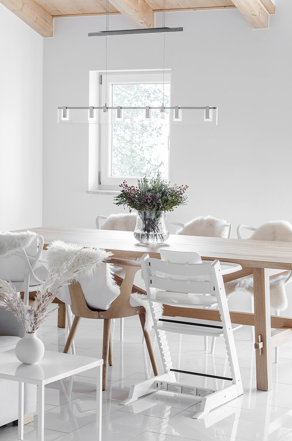 Bright, Clean Scandinavian Style Home in Southern Germany