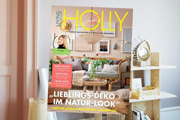 New issue of HOLLY!