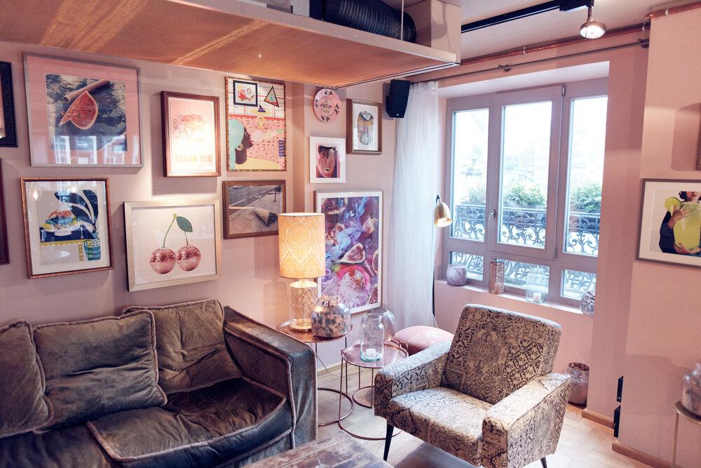 25 Hours Hotel in Paris and NENI