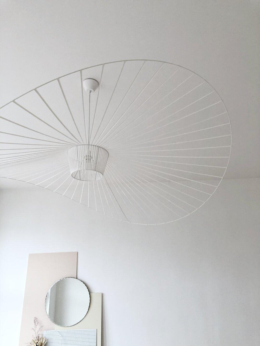 Pettite Friture Vertigo Large White Light