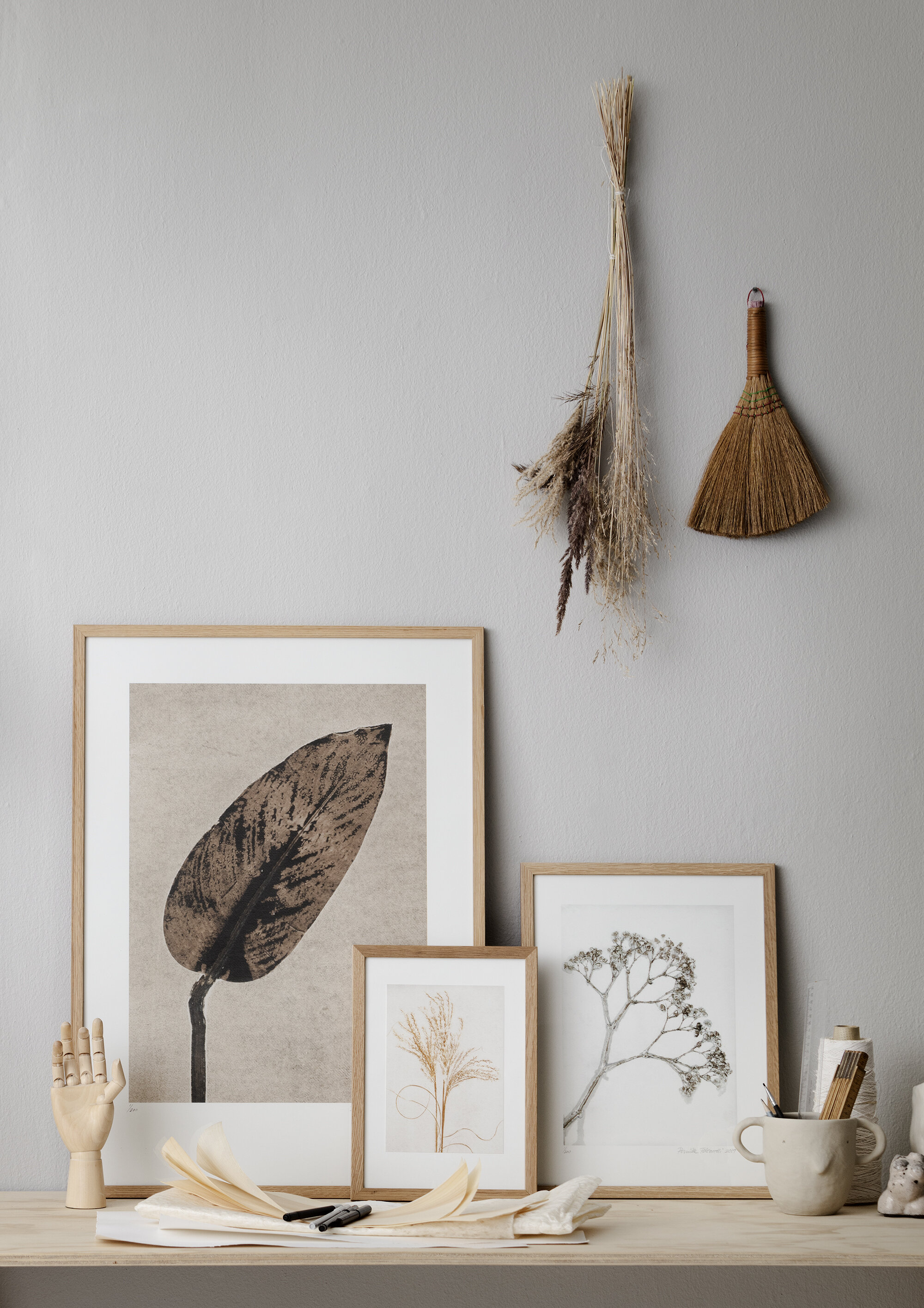 Calm Comfort Trend New Normal And Nature Prints For Your Walls