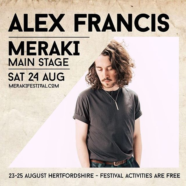 Thrilled to be performing a full band show at @merakifestivalstalbans Saturday 24th August in #Hertfordshire ~ Who's joining us? (Tickets in my story)