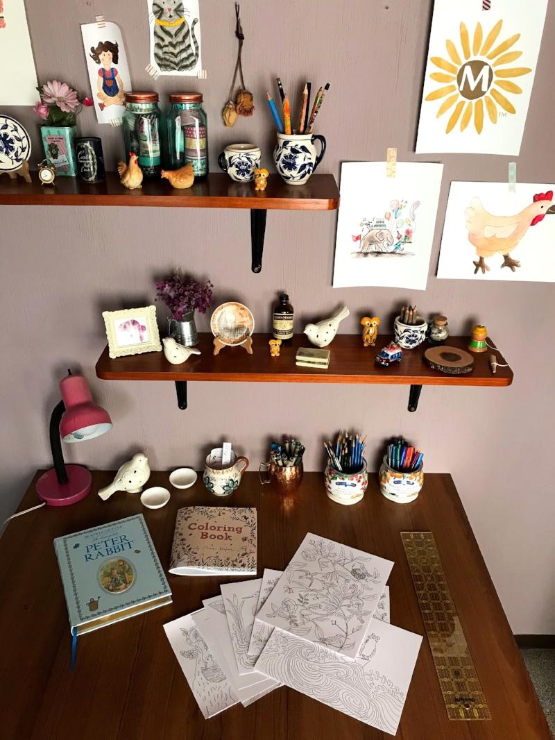Monica's Workspace -