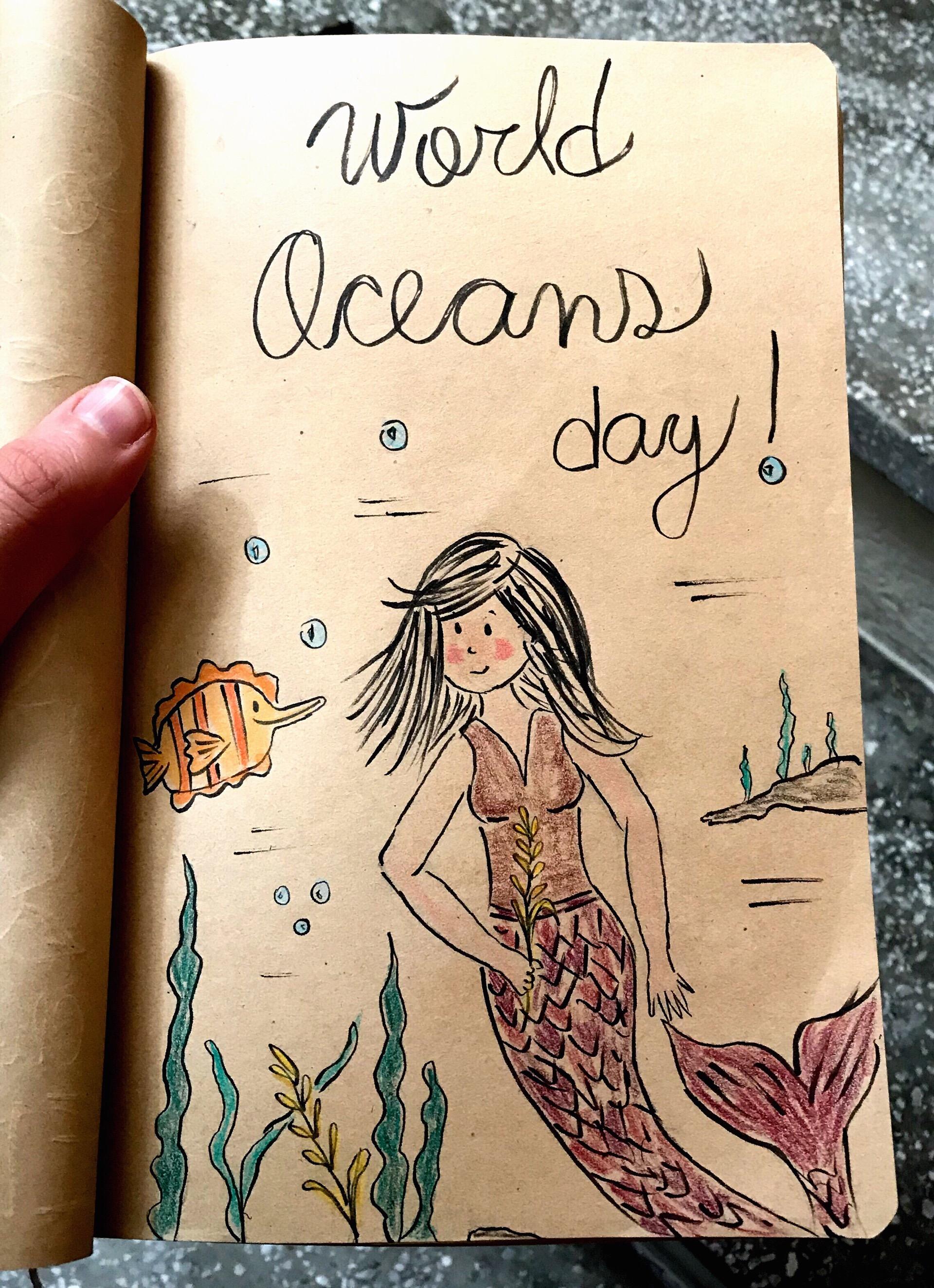 Moncharis illustration. Mermaid.JPG