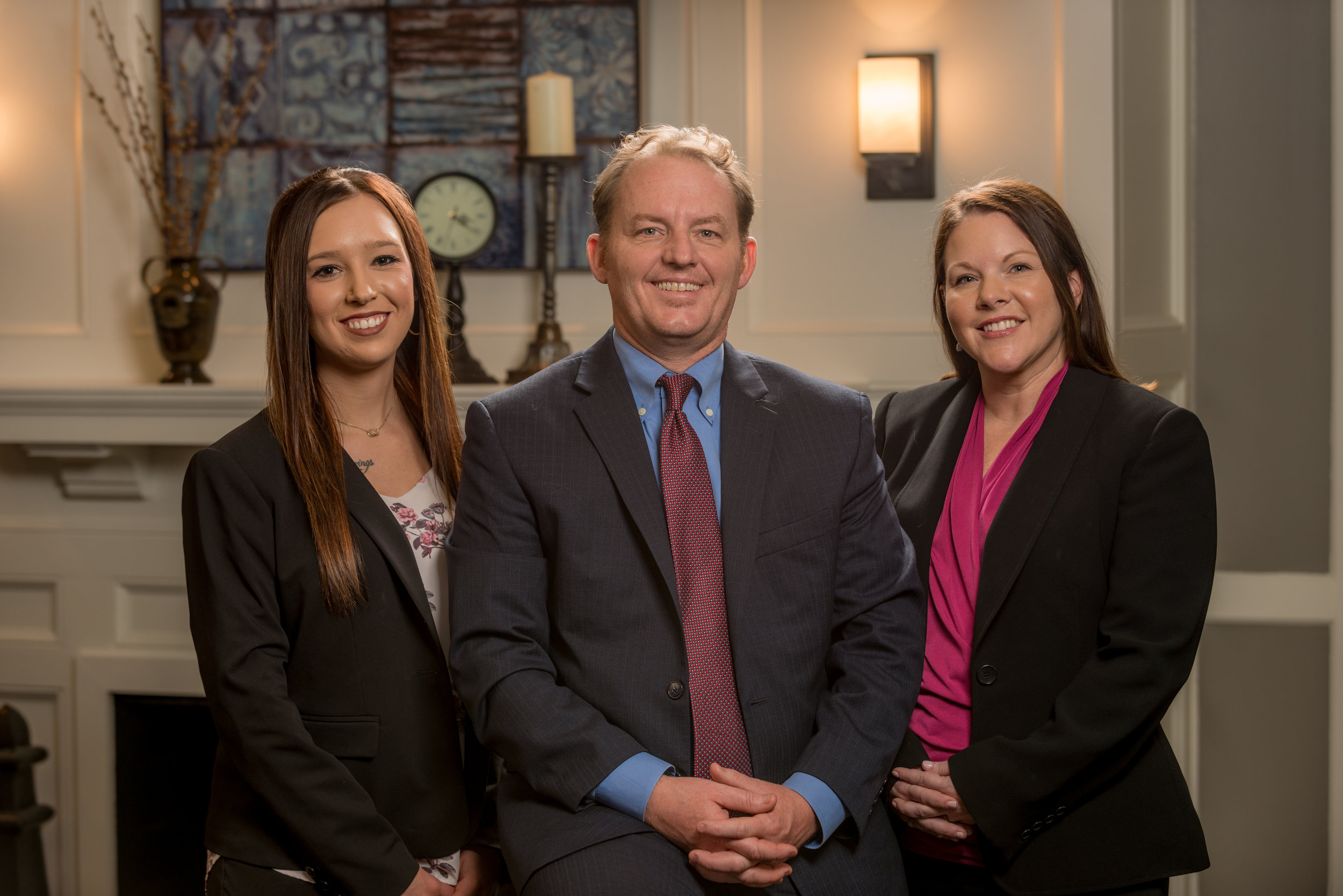 WE WANT TO BE  YOUR  PERSONAL ATTORNEYS
