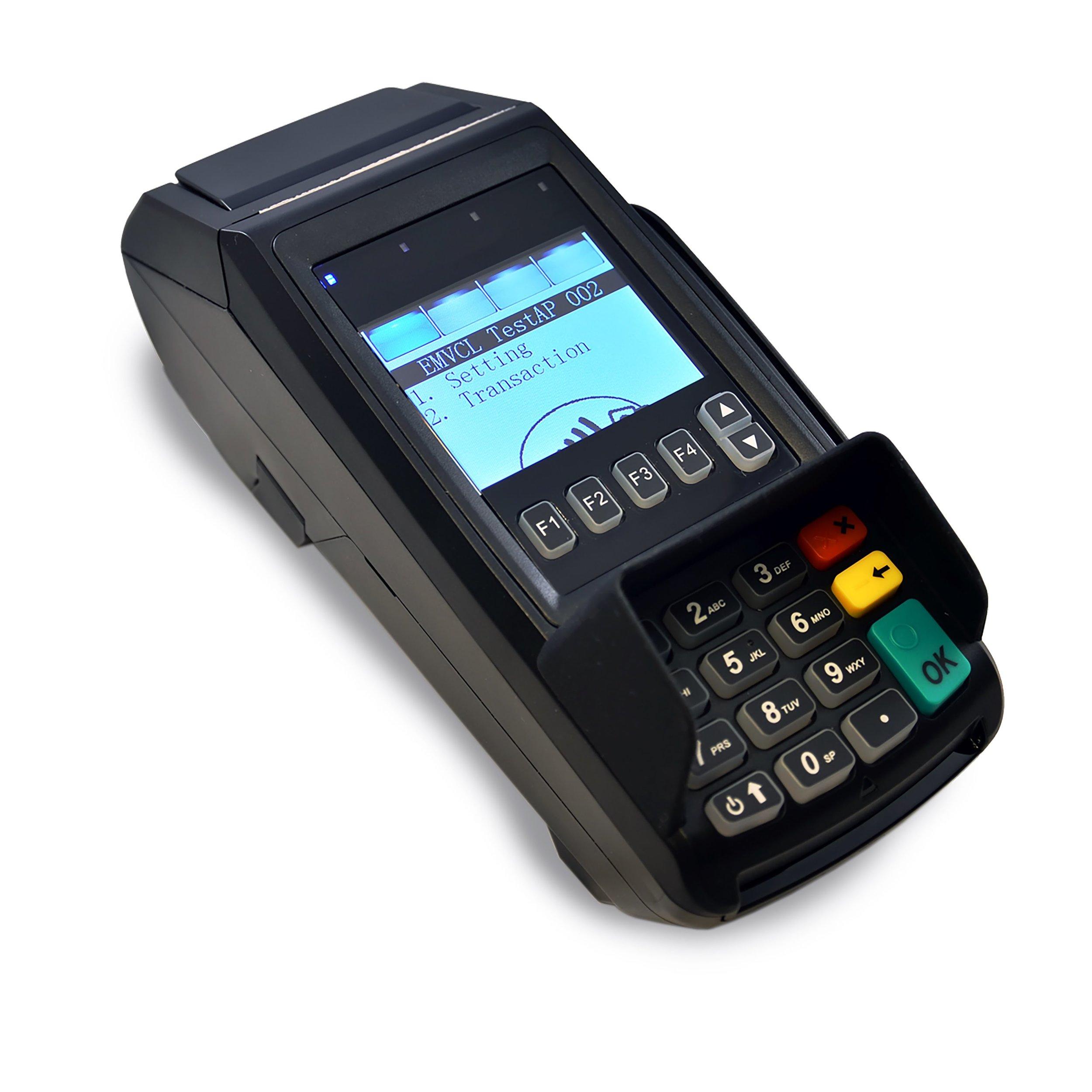 dejavoo Z8 card processing terminal