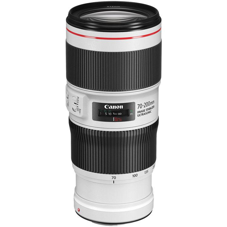 Canon EF 70-200mm f/4L IS II
