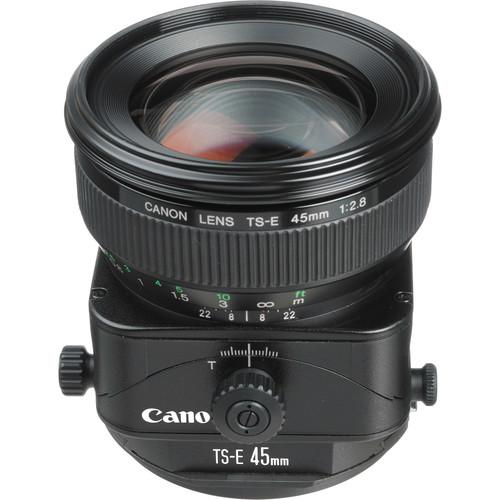 Canon Tilt Shift 45mm f2.8