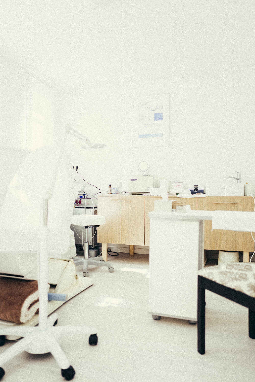 FRESH FACE Antwerpen schoonheidssalon behandelkamer