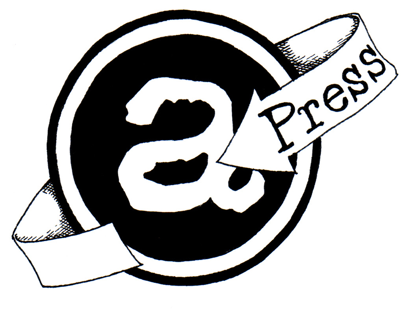 Hand drawn logo for Astrophil Press - pen & ink  http://www.astrophilpress.com/