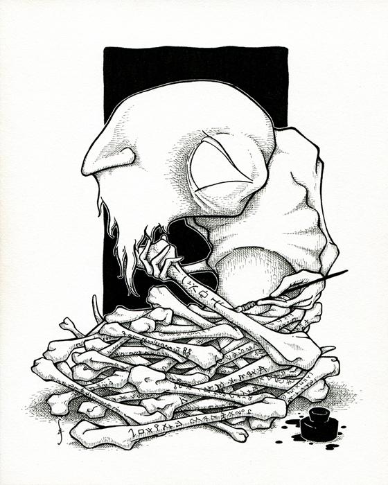 Bone Scribe