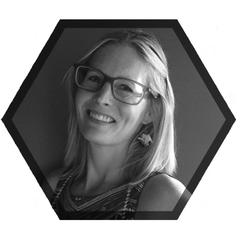 Kate-Headshot-BW-Hexagon-for-Website-768x768.png
