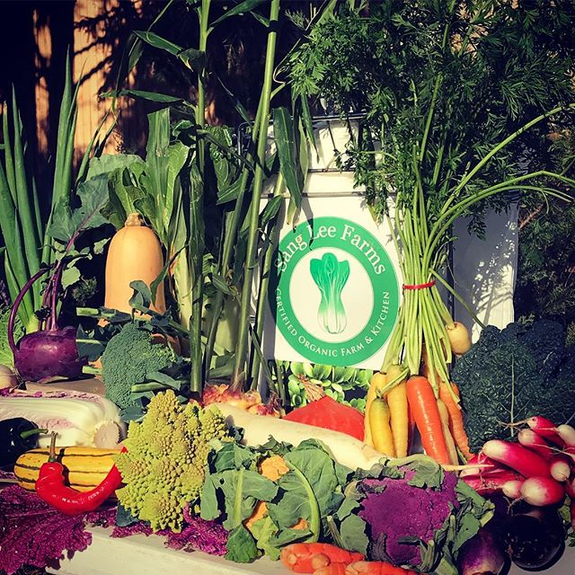 The best of the best #organicvegetables #grownonlongisland