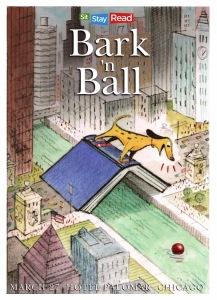 Bark 'n Ball 2015 poster