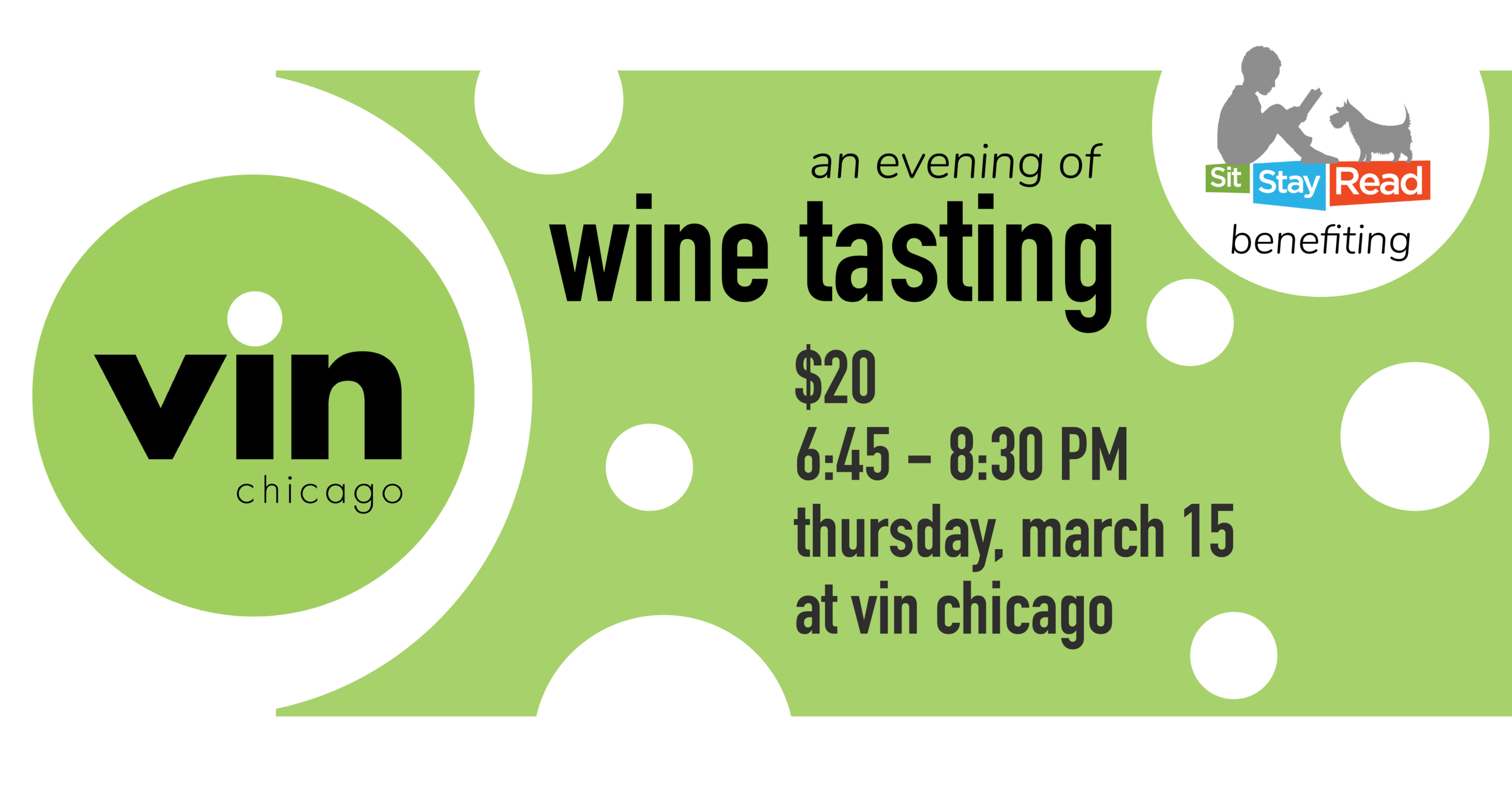 Vin Chicago - An Evening of Wine Tasting