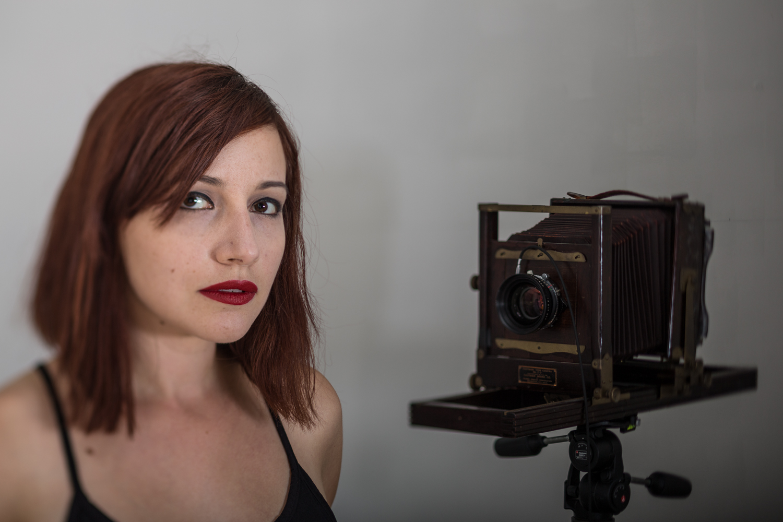 Galina Kurlat (Image by Alex Barber)