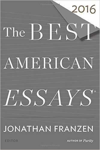 "THE BEST AMERICAN ESSAYS 2016   NOTABLE MENTION, ""A HISTORY OF SMOKING"" and ""THIRTEEN STAGES OF GRIEF""  Mary Kudenov's memoir piece, ""A History of Smoking,"" first appeared in the Winter/Spring 2015 (Vol. IX, No 1) issue of TSR.  Rose Burke's memoir piece, ""Thirteen Stages of Grief"" first appeared in the Summer/Fall 2015 (Vol. IX, No. 2) issue of TSR."