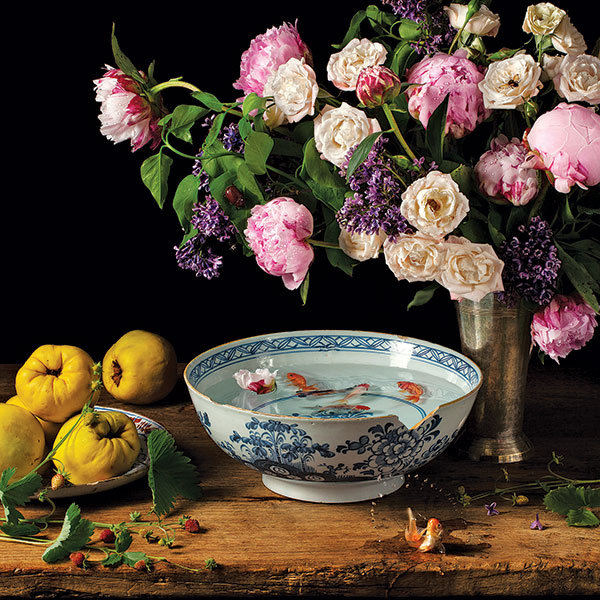 Flowers & Fish III, After G.V.S. 2012