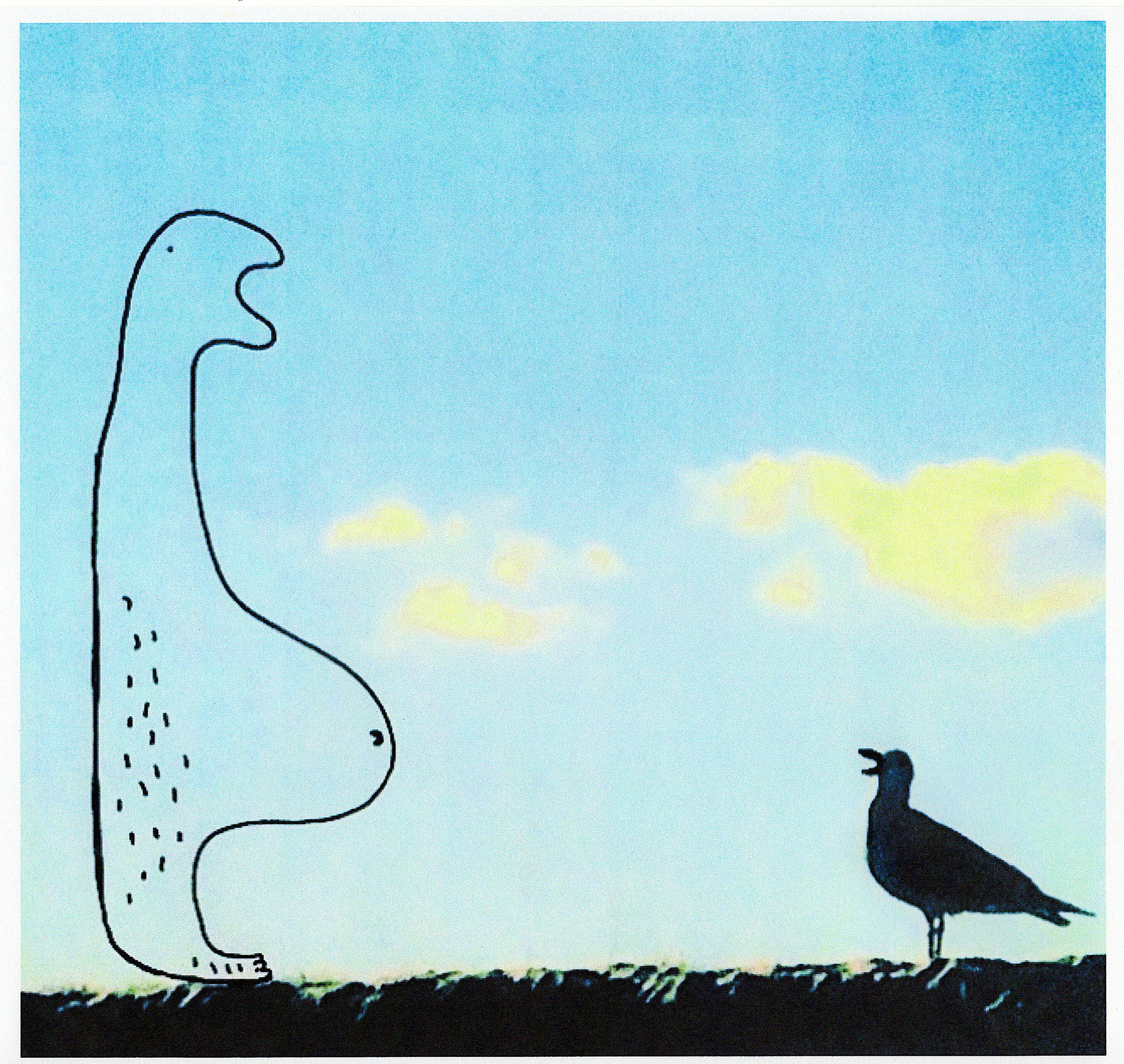 Bird and Creature