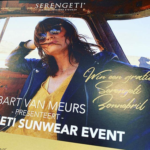 Sunshine!!! Serengeti Sunwear Event #serengetisunglasses #sunshine #rotterdam #bubbels