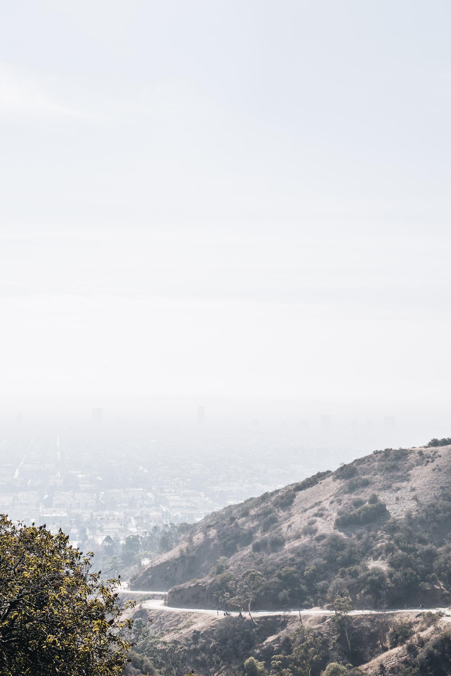 Hiking in L.A