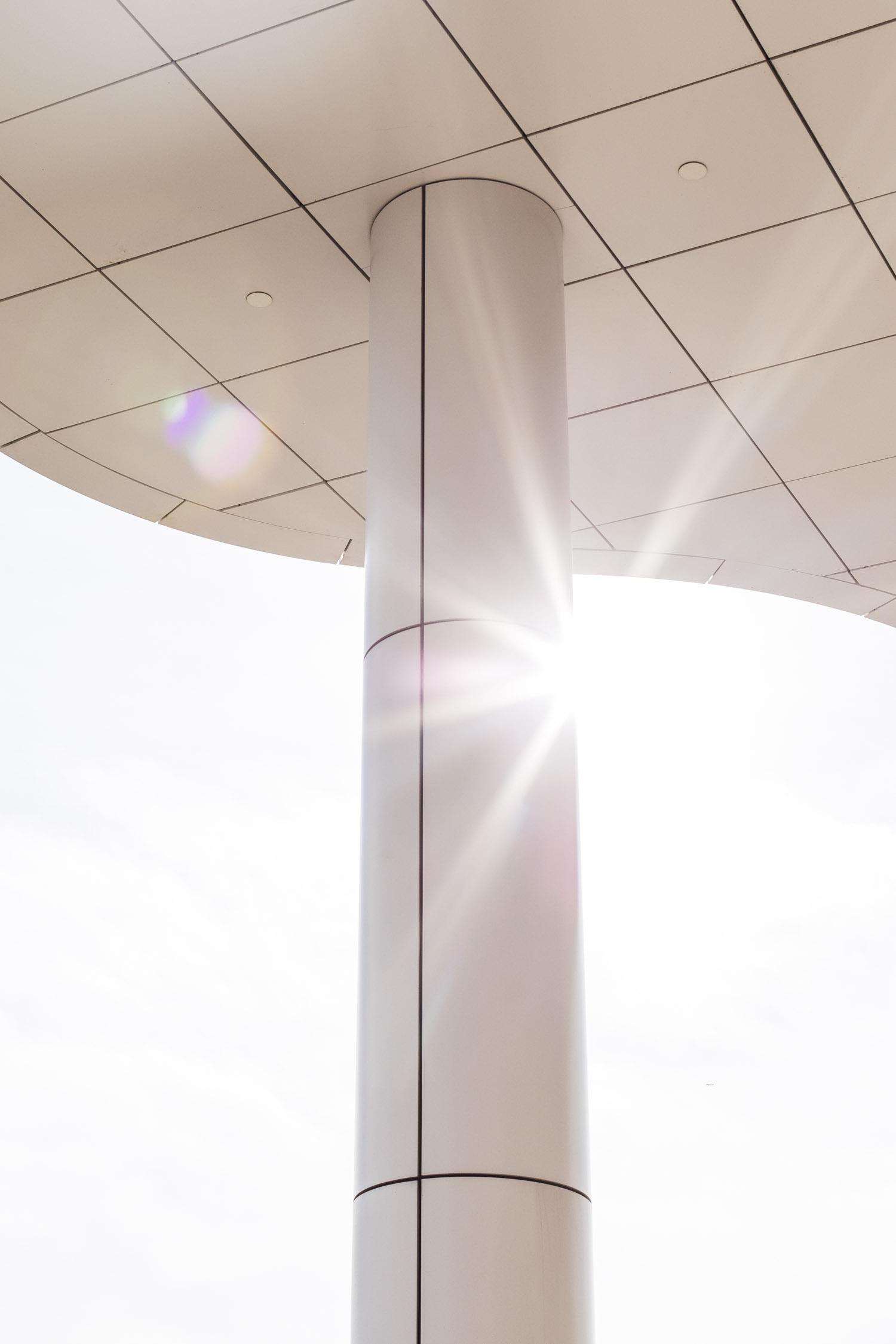 Getty Centre Light