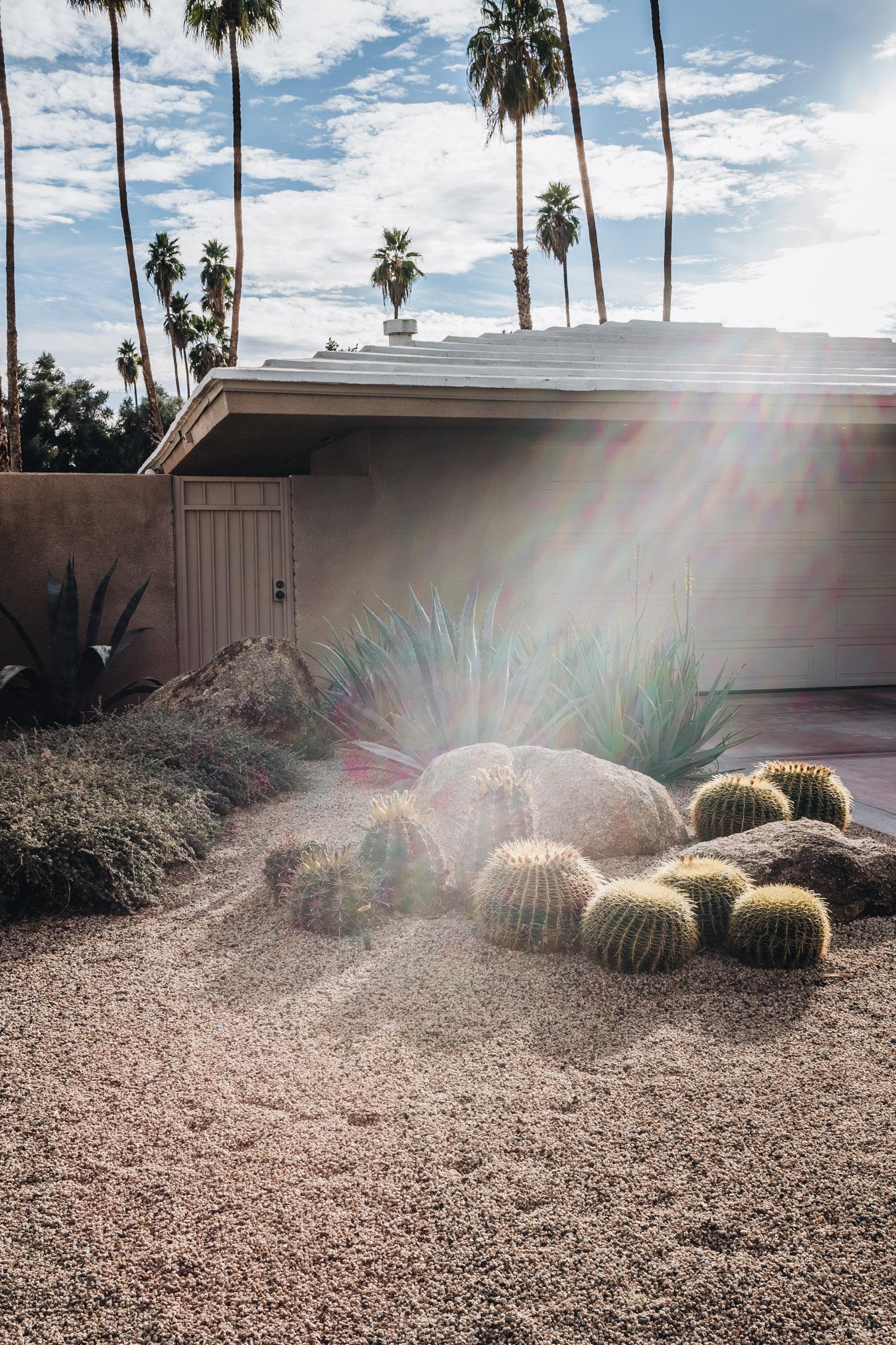 Palm Springs Light