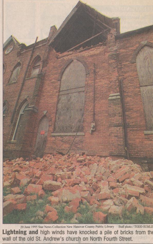 Photo Courtesy New Hanover County Public Libary