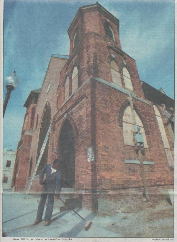 Photo Courtesy New Hanover County Public Library