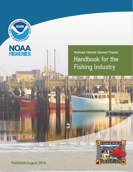 NEFOP Handbook for the Commercial Fishing Industry