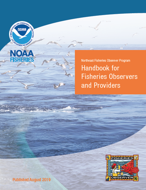 NEFOP Handbook for Fisheries Observers and Providers