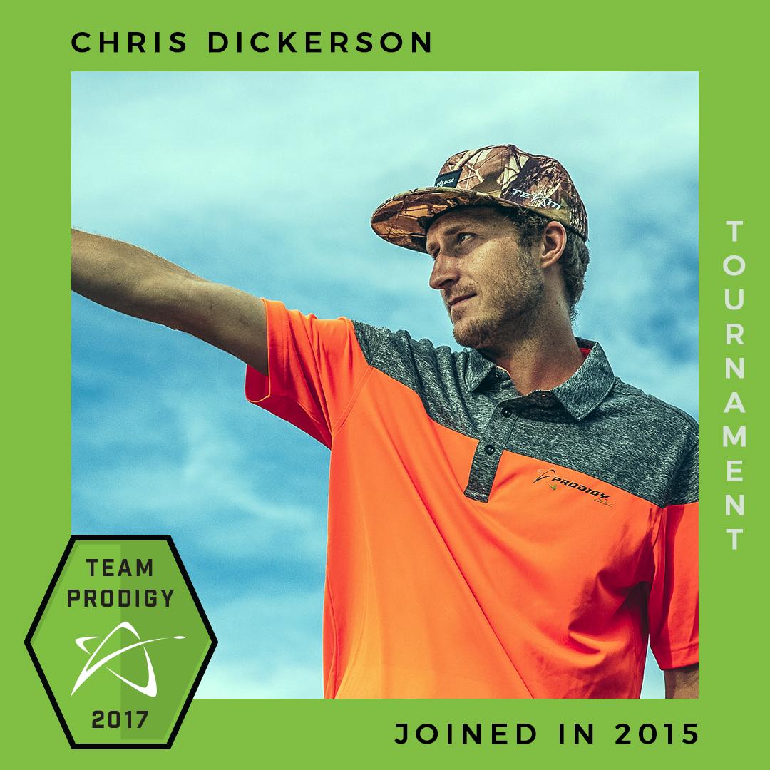 CHRIS DICKERSON