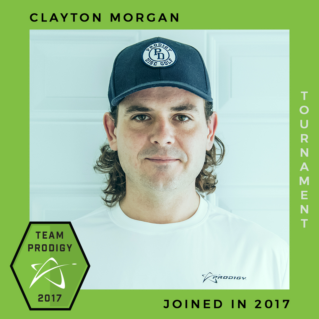 CLAYTON MORGAN