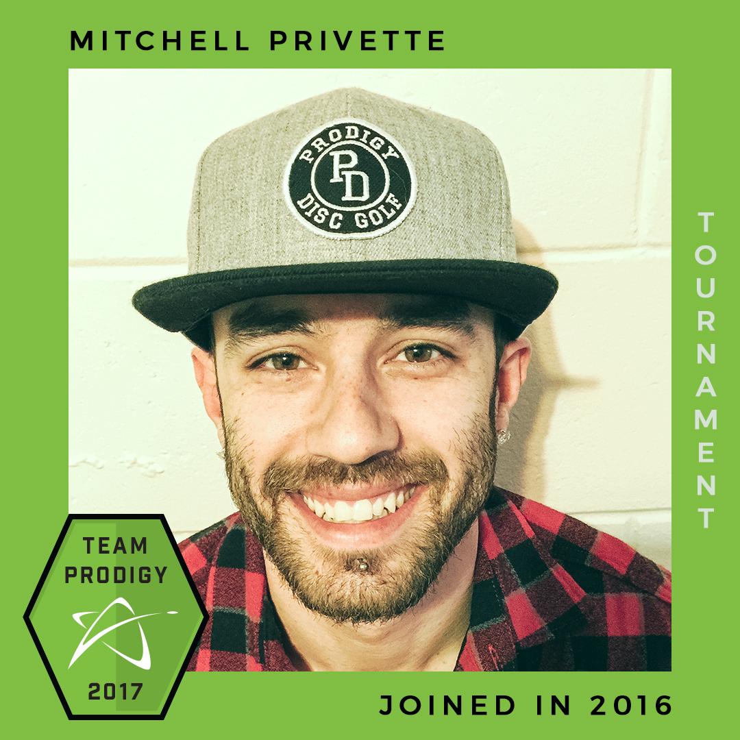 MITCHELL PRIVETTE