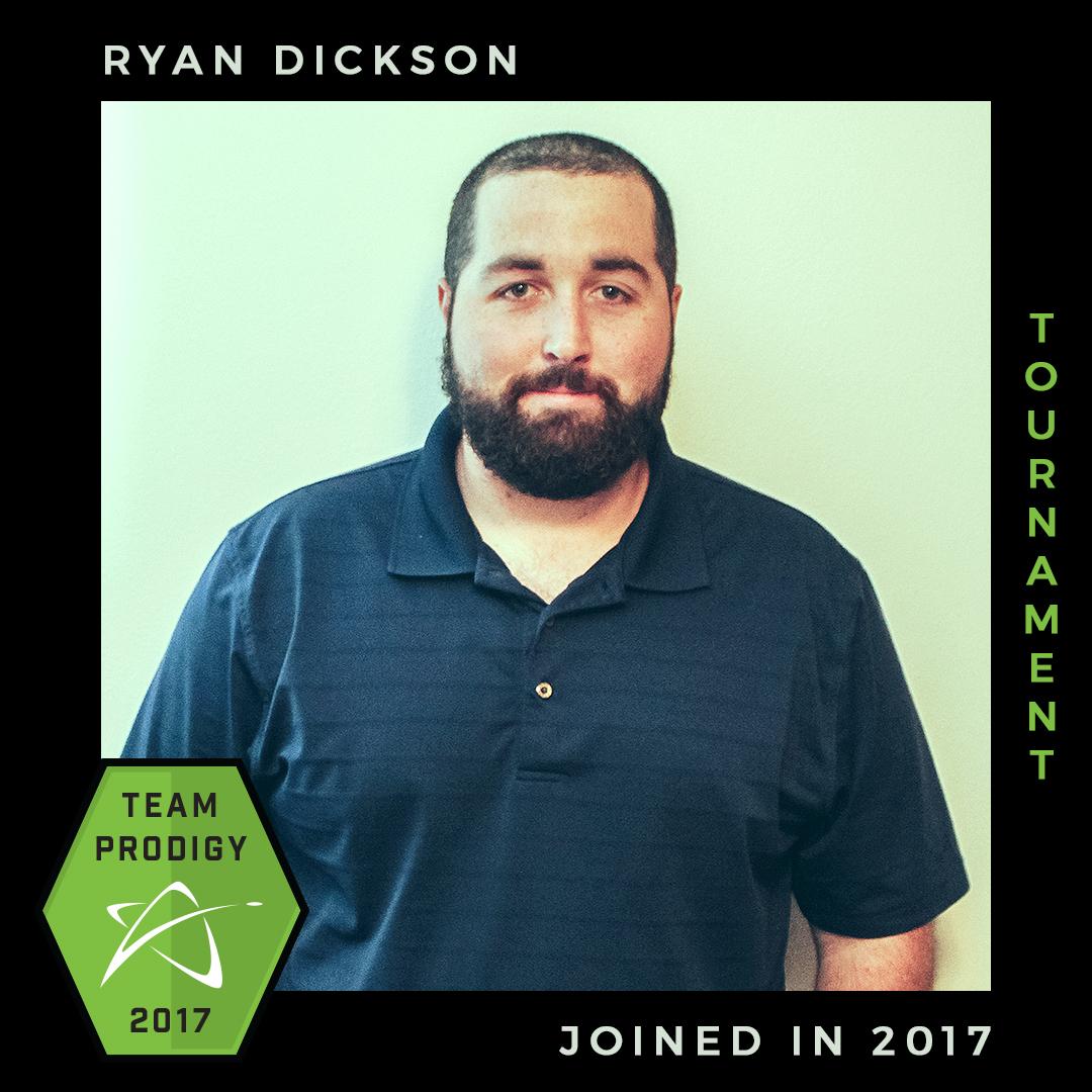 RYAN DICKSON
