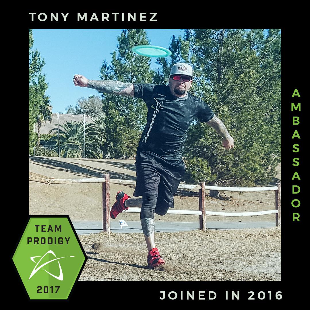 TONY MARTINEZ