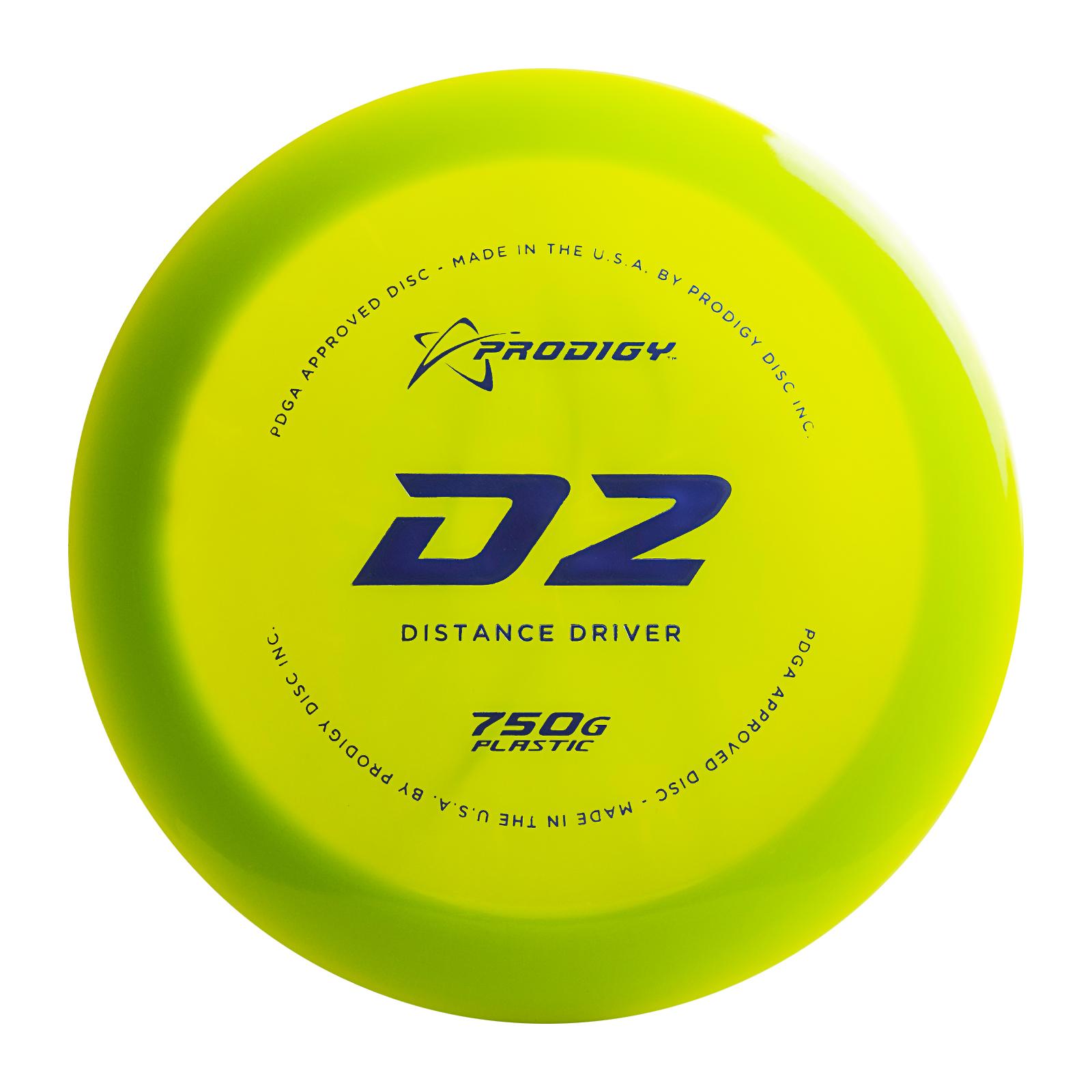 D2 - 750 PLASTIC