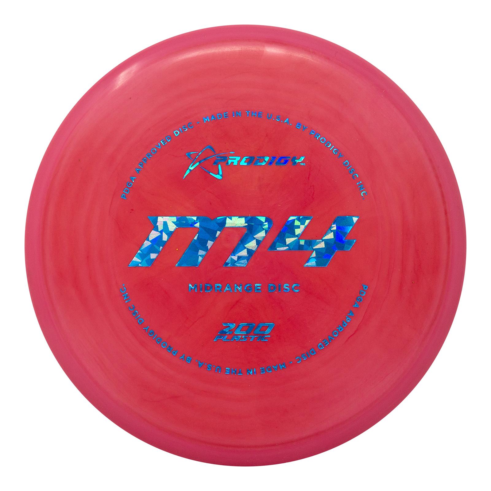 M4 - 200 PLASTIC