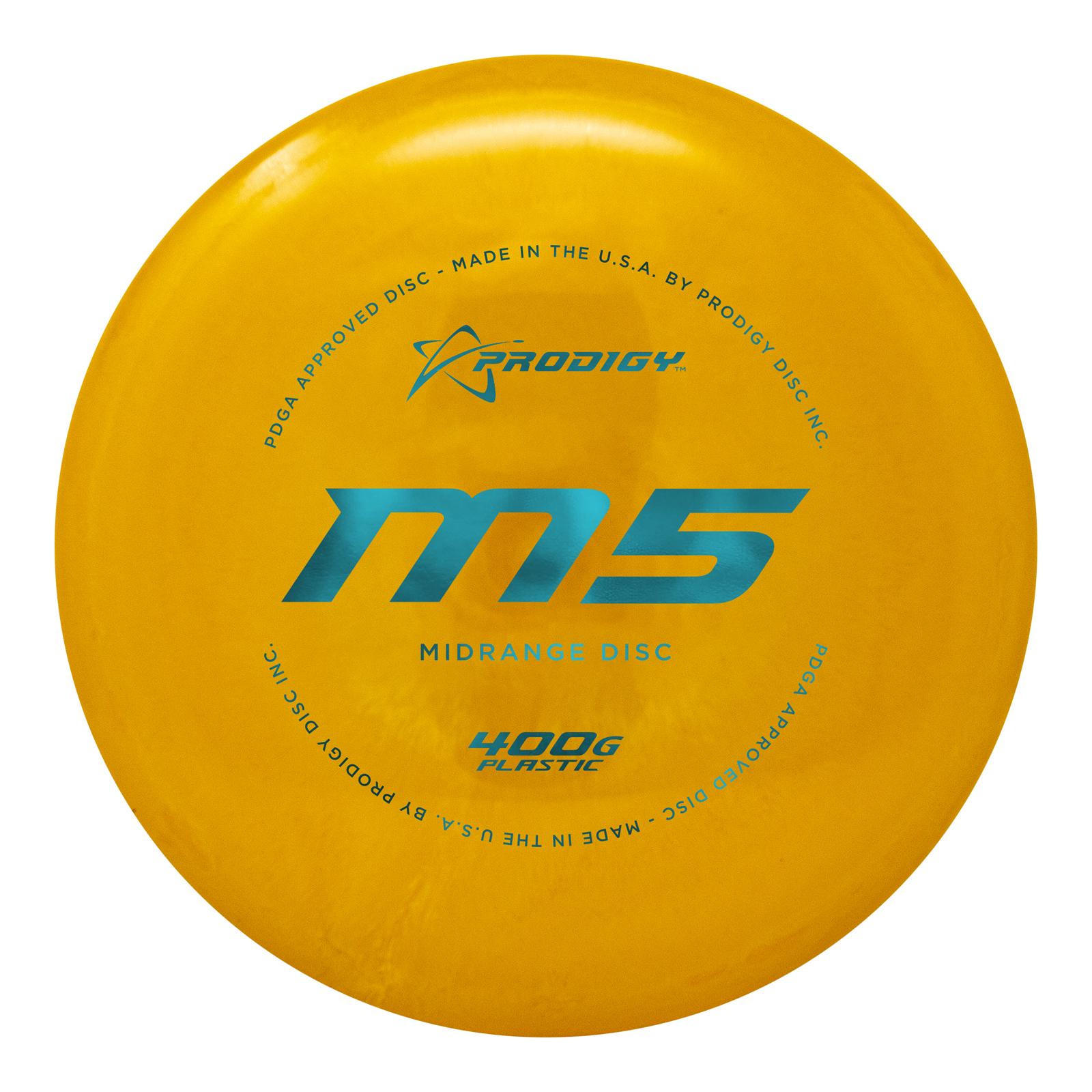 M5 - 400G PLASTIC