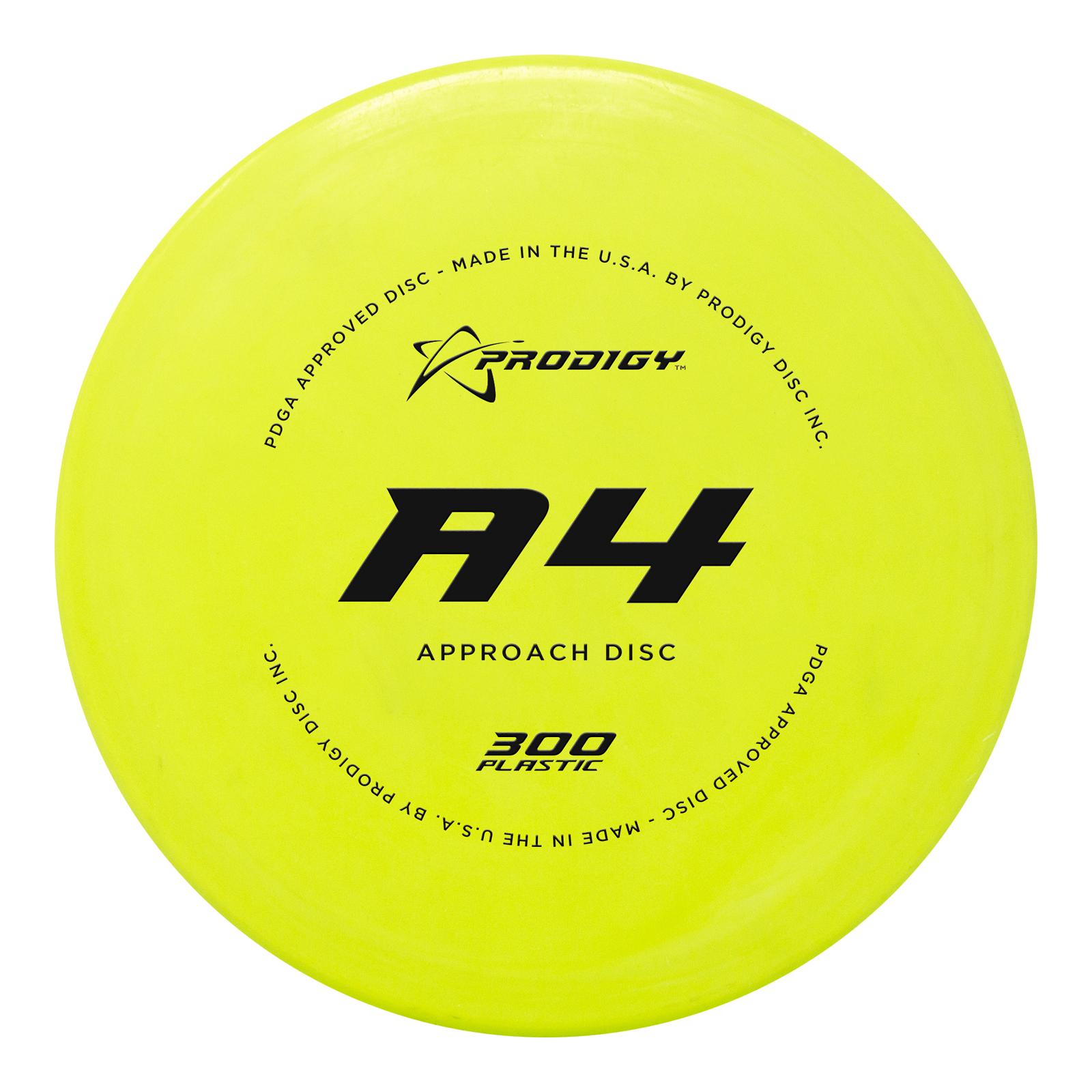 A4 - 300 PLASTIC