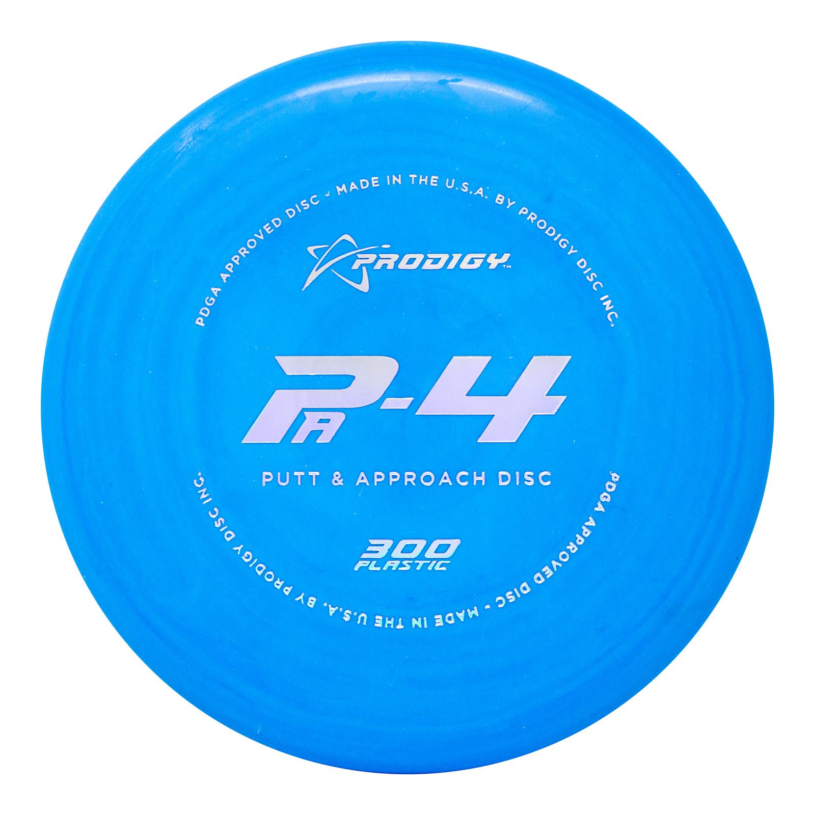 PA-4 - 300 PLASTIC