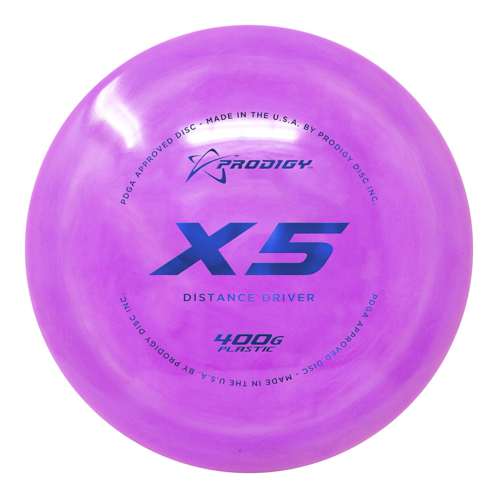 X5 - 400G PLASTIC