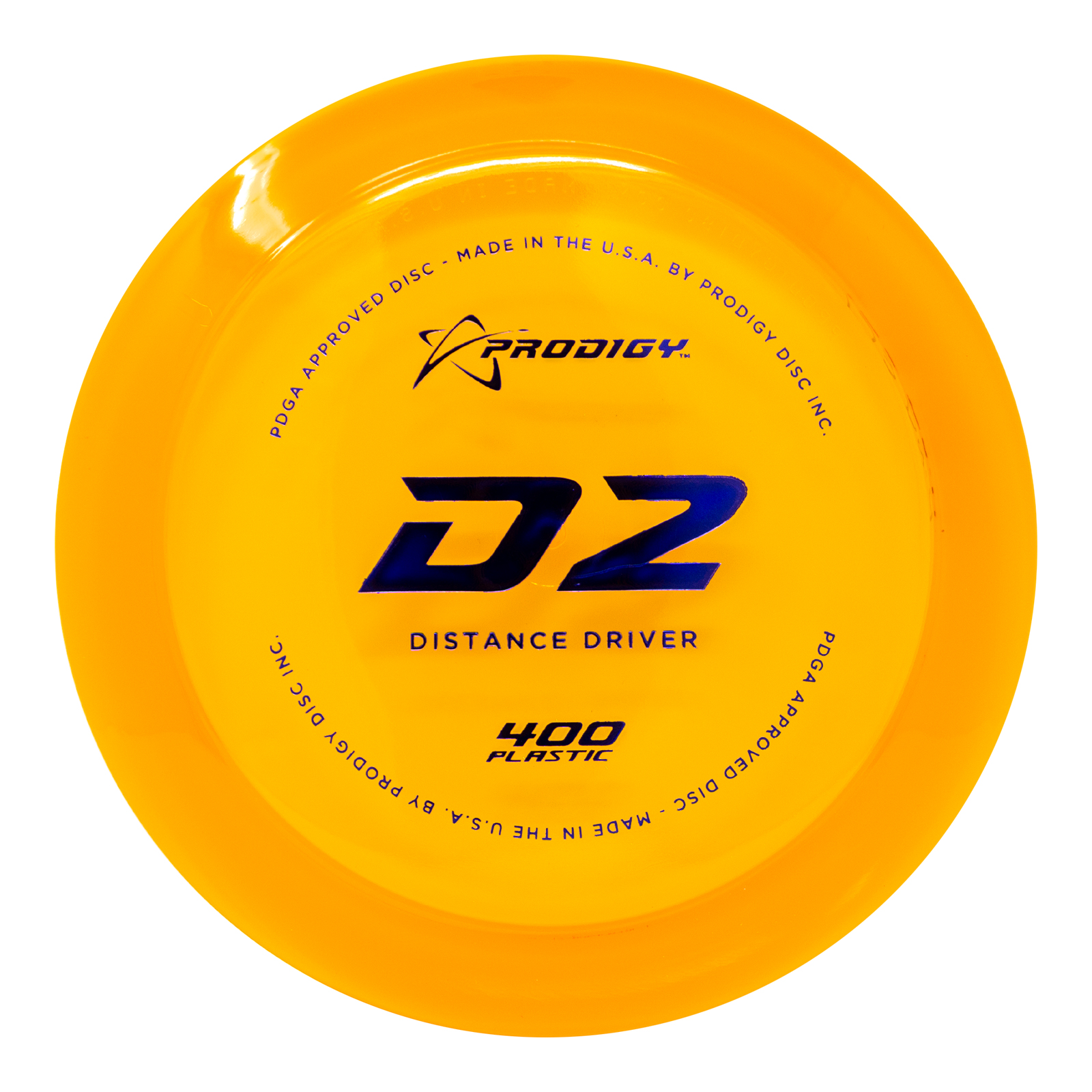 D2 - 400 PLASTIC