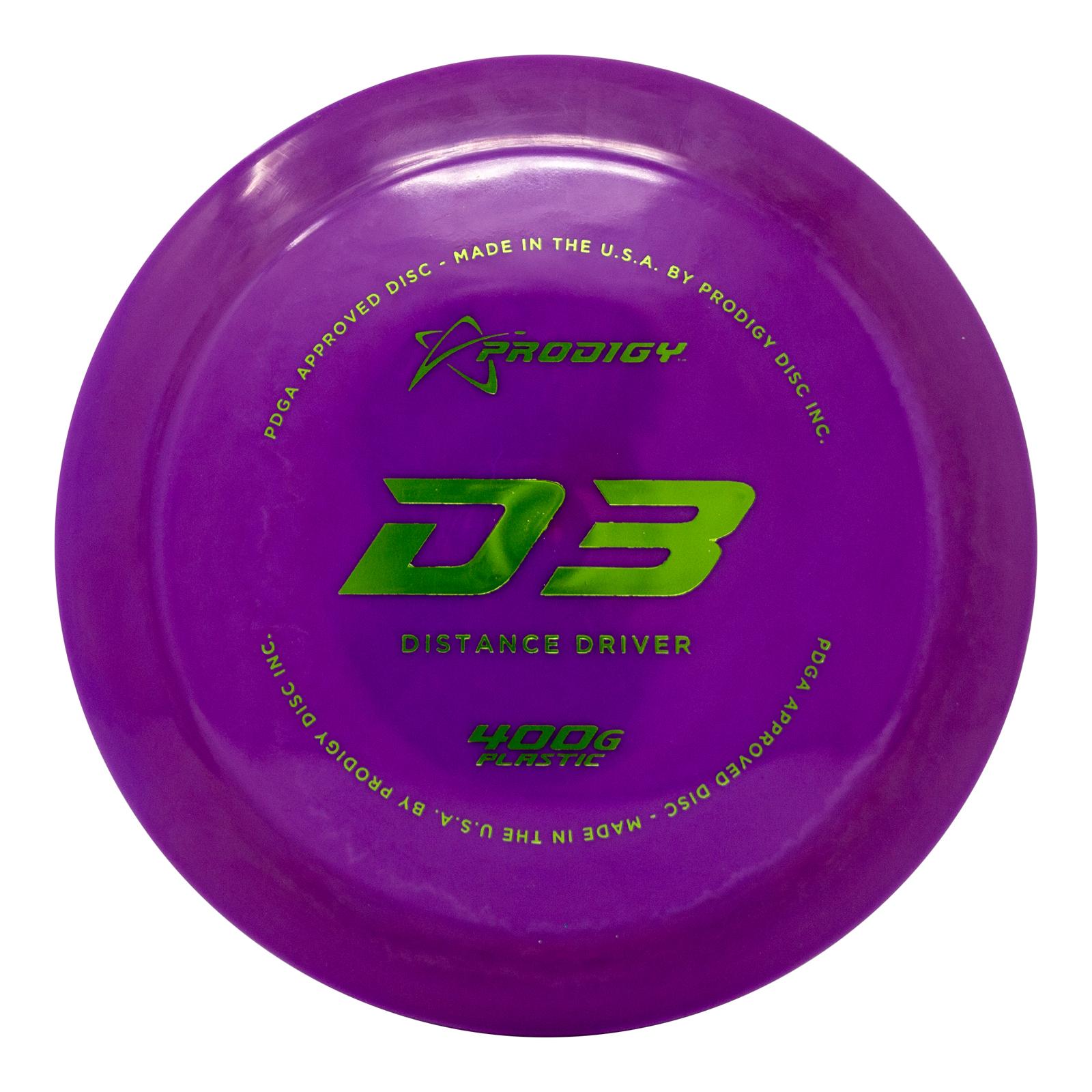 D3 - 400G PLASTIC