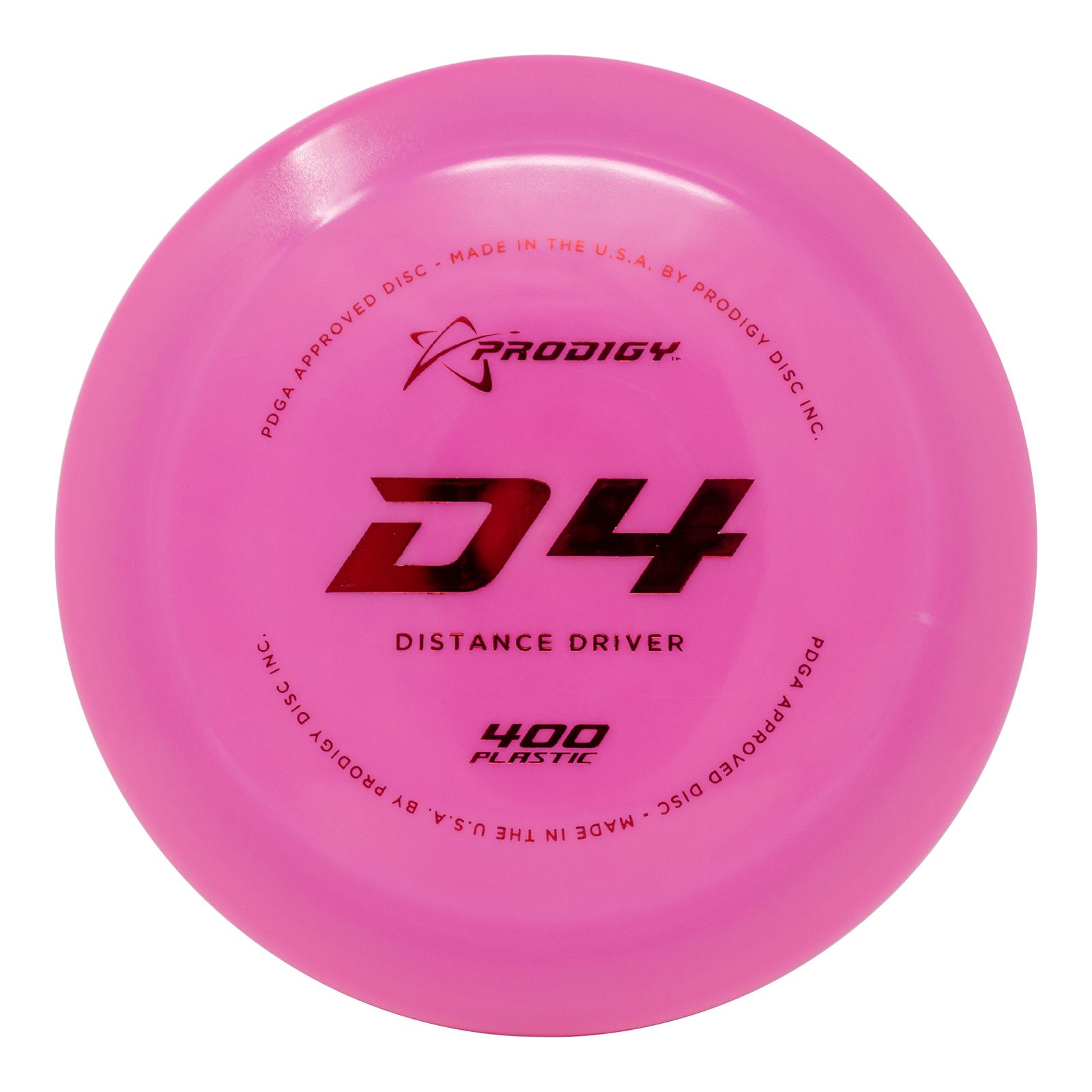 D4 - 400 PLASTIC