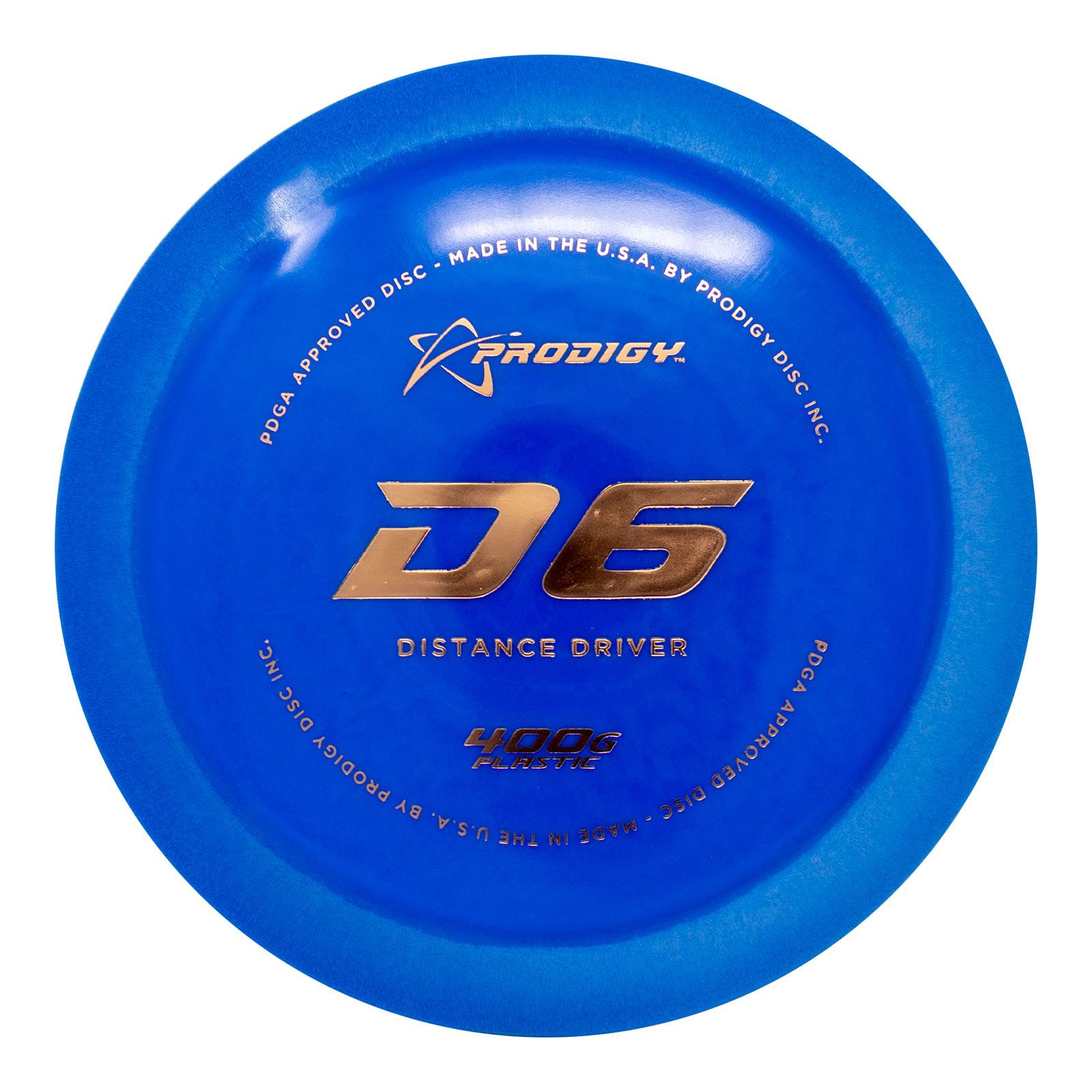 D6 - 400G PLASTIC