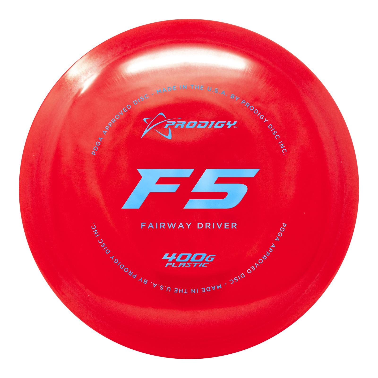 F5 Fairway Driver — Prodigy Disc