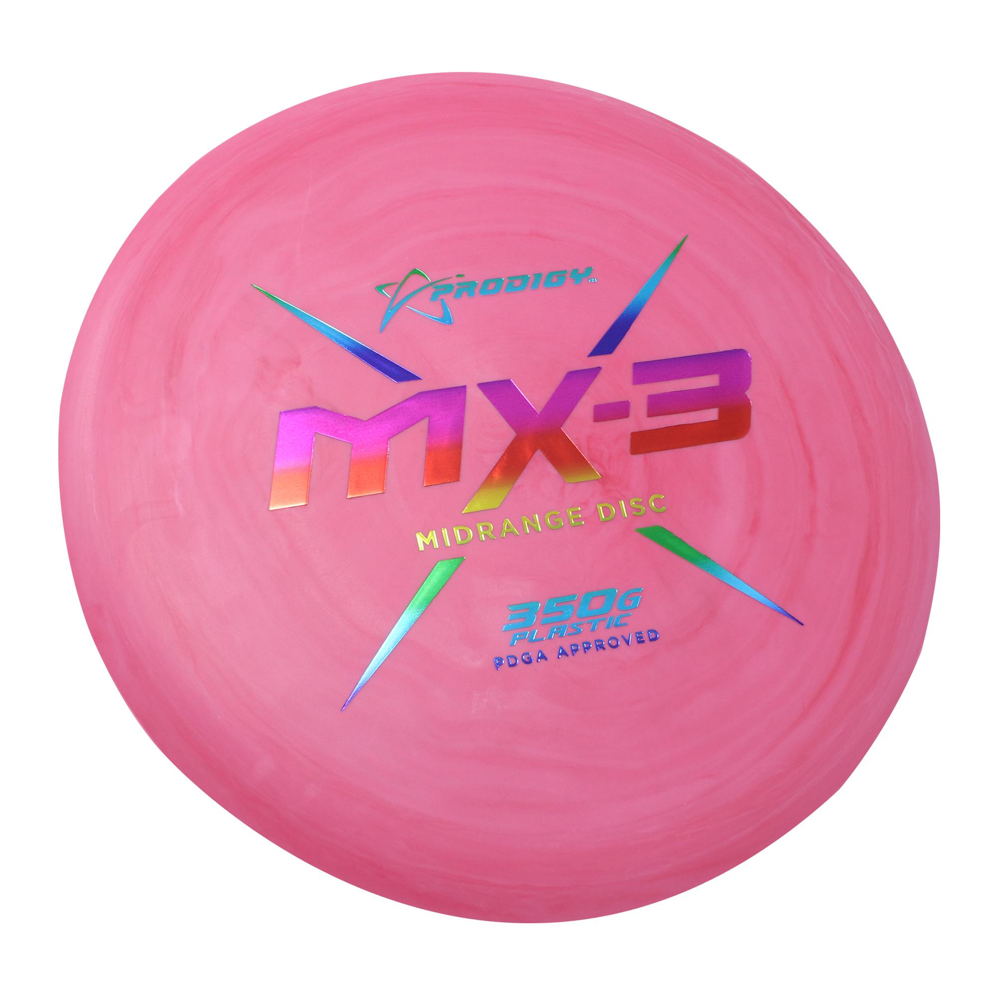 MX-3 350G PLASTIC