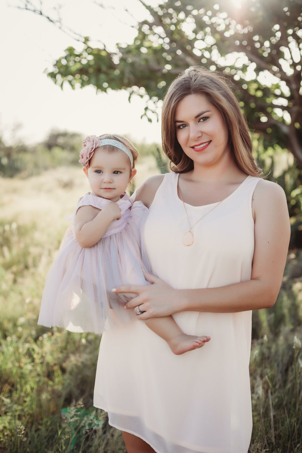 Nizhoni Photography Odessa Texas mommy and me session