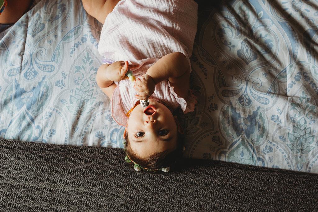 Nizhoni Photography lifestyle newborn photography midland texas
